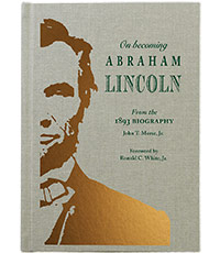 On Becoming Abraham Lincoln