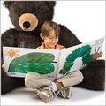 The Very Hungry Caterpillar and Read-To-Me-Bear