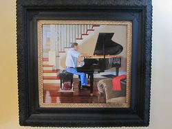 """Piano Tuner"" by Robert Wisner"