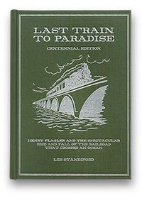 Cover of Last Train to Paradise