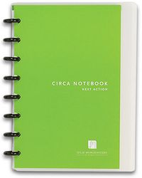 Next Action notebook