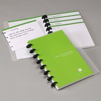 Circa Balanced Life Stepped Project Notebook