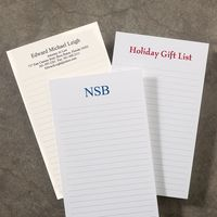 3 x 5 Personalized Note Cards