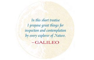 Galileo moon quote
