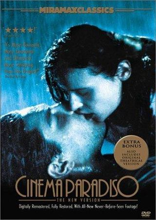 Cinema Paradiso blog