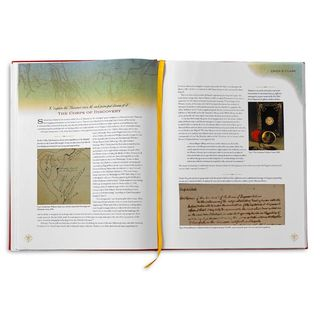 Mapping the West with Lewis and Clark, showing facsimile of Jefferson's letter to Congress