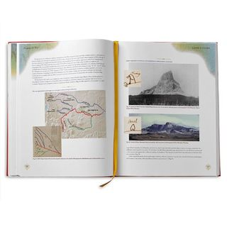 Mapping the West with Lewis and Clark, showing portions of Indian maps